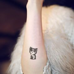 cat butterfly tattoo - Google Search