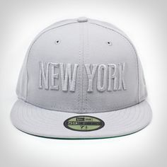Ace Hotel New York x New Era Cap in Black   Grey 5f3eb938c