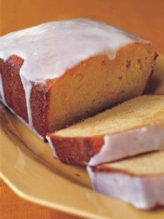 Barefoot Contessa - Recipes - Orange Pound Cake (BEST CAKE RECIPE EVER)
