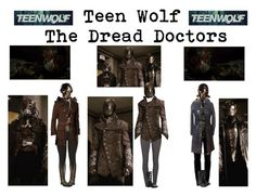 """""""The Dread Doctors"""" by livelifeloud24 on Polyvore"""