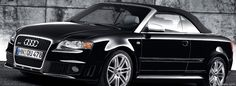 Audi RS4 295 Facebook Covers
