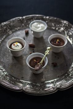 Two Ingredient Chocolate Mousse #recipe