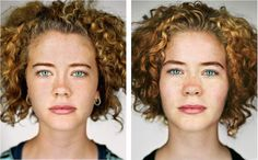 portraits of identical twins
