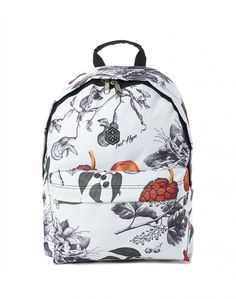 Hype Backpack with Fruits Print//