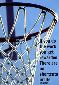 November 9 - Shout out to Nik's baskets he made last night! #basketballmotivation