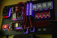 An amazing wall mounted gaming computer - http://www.performancepsu.com   Performance PSU   Tech News Daily
