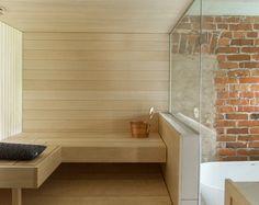 Millainen on vanhan puutalon kellarikerroksessa sijaitseva täydellinen saunaosasto? Kurkista kuvat ja remontin lähtökohdat nyt blogista!