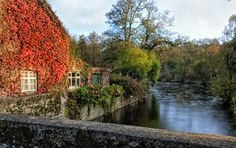 Cong Ireland | Monk's Fish House - Cong, Ireland by todaniell