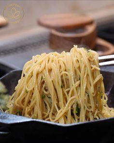 Fun Baking Recipes, Cooking Recipes, Pasta, Noodle Recipes, Korean Food, International Recipes, Quick Meals, I Foods, Asian Recipes