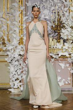 Alexis Mabille Haute Couture Spring Summer 2014 Paris - NOWFASHION