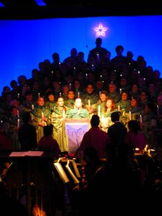 Disney World Holiday Celebrations: Disney's Candlelight Processional:Magical