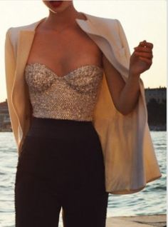 Outfit for bachelorette party or rehearsal dinner....