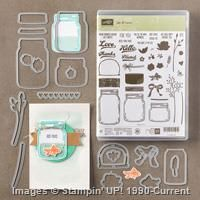 Stampin' Up! New Annual Catalogue! - Stampin' Up! UK Demonstrator Valerie Moody - Order Stampin' Up! Stampin Up, Stampin Pretty, Thankful For Friends, Cards For Friends, Mason Jar Cards, Pots, Love Stamps, Stamping Up Cards, Shaker Cards