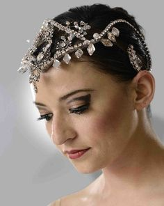 Claire Kallimanis, Columbia City Ballet soloist - Headpiece by www.muchadotutus.com