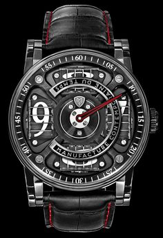 """Why Some Luxury Watch Makers Coat Gold Or Platinum In All Black - Ariel on Forbes """"It may surprise you (or perhaps not) that in the luxury watch industry, there are products produced entirely in precious metals such as gold or platinum that are then completely coated in black..."""" then see (much) more about blacked-out Rolex and other watches like it by Bamford Watch Department in today's hands-on feature article: http://www.ablogtowatch.com/bamford-customized-rolex-watches/"""