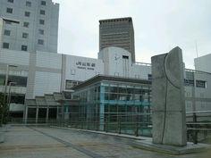 山形駅 (Yamagata Sta.) in 山形, 山形県