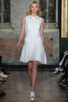 Ports 1961 Spring 2015 Ready-to-Wear - Collection - Gallery - Look 1 - Style.com