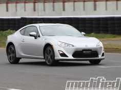 2013 Scion Frs Driving Photo Gallery