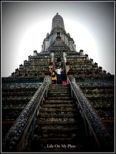 Bangkok Temple Run #Trailer #travel #Culture