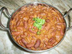 YUMMY TUMMY: Rajma Curry ( Kidney Beans Gravy )