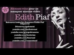 Non, Je Ne Regrette Rien (Lyrics) - Edith Piaf - YouTube
