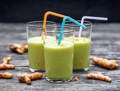 Nyttig och mättande antiinflammatorisk smoothie.