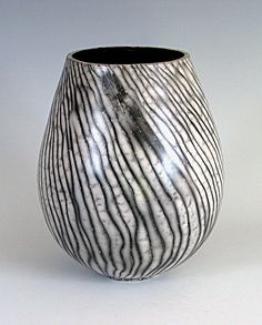 White Vessel by Roland Summer
