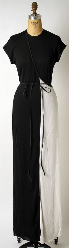 1996 Geoffrey Beene Evening dress Metropolitan Museum of Art, NY
