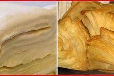 "Aluat foietaj ""Preferat"" - cel mai bun dintre toate! - Bucatarul Vegetarian Cooking Classes, Cooking Red Potatoes, Romanian Desserts, Savory Tart, Bread Rolls, Bakery, Snack Recipes, Food And Drink, Sweets"