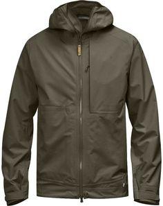 Fjallraven Abisko Eco-Shell Jacket - Men's