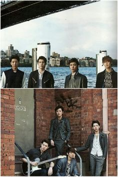 CNBLUE in Sydney
