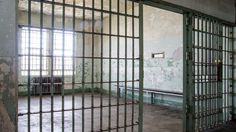 The Alcatraz hospital is one of the locations the public doesn't usually see. It will be included in Chinese dissident artist Ai Weiwei's Alcatraz installation this fall. Art For Change, Places Ive Been, Places To Go, Ai Weiwei, Political Art, Continents, Prison, The Dreamers, San Francisco