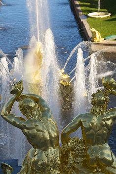 St Petersburg Russia - 211 | Peterhof Palace