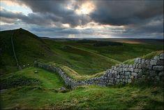 Final Light - Hadrians Wall | by Becca Cusworth