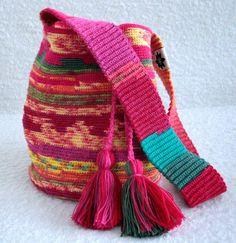 Plecak mochila wayuu w utaa.lak na DaWanda.com