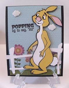rabbit - Pooh & Friends