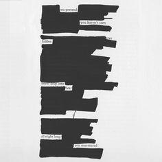 "you pretend you haven't seen. stay hidden.  ""never drop into fear"" all night long you murmered.  #poetry #poetrycommunity #poetryisnotdead #poetryporn #poetryaddicts #poetryflow #poetsofig #piratepoetry #poetryclub #poetryislife #toronto #instapoet #newyork #thesix #the6 #nyc #yyz #tokyo #berlin #la #miami #sydney #warsaw #krakow #seattle #paris #london #montreal #vancouver"