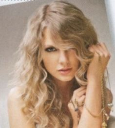 """Curly hair styles for long hair. """"Taylor's hair is cut into long layers with a long side bang,"""" says Kevin. """"It's quite simple, which makes it really easy for her to change styles."""" Here are several of her ..."""