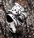Cheetah Rings