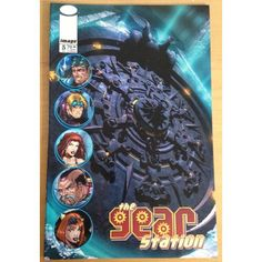The Gear Station #5 Image Comic Book £1.00