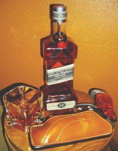 Blade Runner prop whiskey
