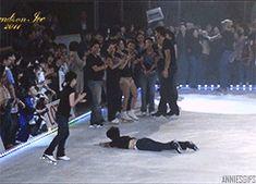Quad Battle (Quad Salchow) - Friends on Ice 2011