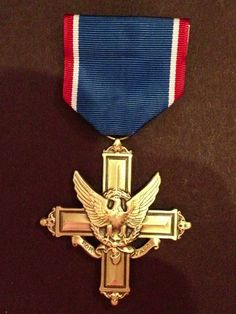 The US Army Distinguised Service Cross