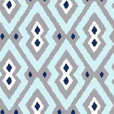 Modern Wallpaper | Syrie Wallpaper | Jonathan Adler for downstairs bathroom