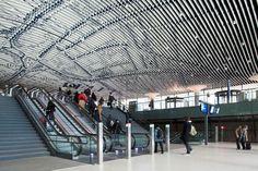 Techos de Diseño: La estación de tren de Delft 23