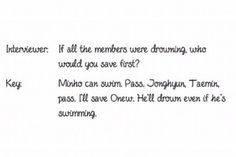 SHINee  Owen's condition (:
