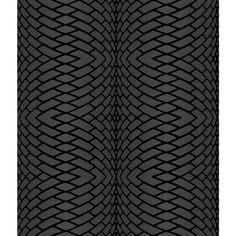 "York Wallcoverings Modern Luxe Impulse 33' x 20.5"" Abstract Wallpaper | AllModern"