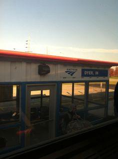 Dyer, IN Amtrak station