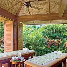 Anara Spa at the Grand Hyatt Kauai, Hawaii - 5 World-Class Seaside Spas - Coastal Living