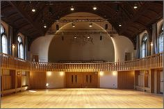 Venues - Howard Assembly Room